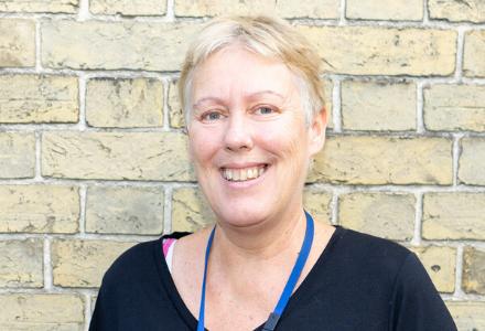 Annabel Hodgson, CEO