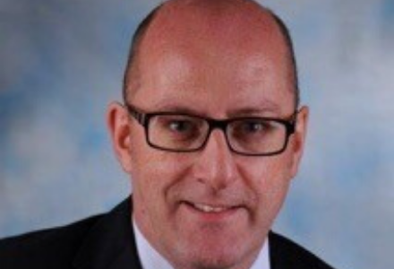Stephen Taylor, Treasurer
