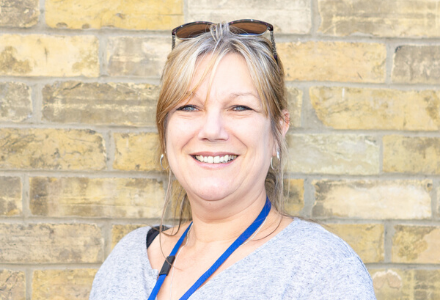 Alison Foster, Service Manager