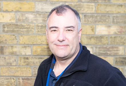 Daniel Spooner, Company Secretary