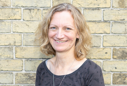 Lesley Bestwick, Fundraising and Communications Manager