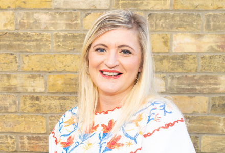 Maria Slevin, Service Manager