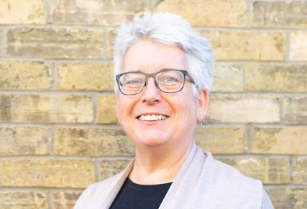 Vicki Orba, IT & Data Manager