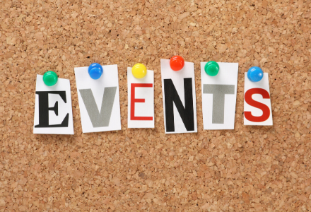 Upcomming Events