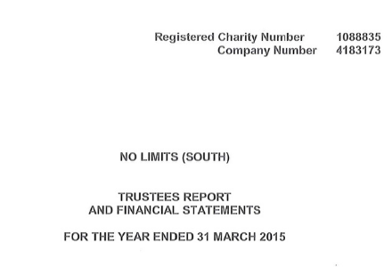 Trustees' Report and Financial Statements 2015