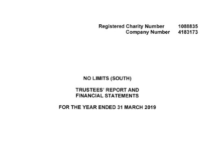 Trustees' Report and Financial Statements 2019