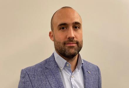 Gavin Bergin, Vice Chair of Trustees